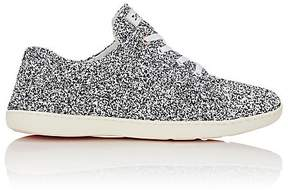 Repetto WOMEN'S GLITTER-EMBELLISHED SNEAKERS