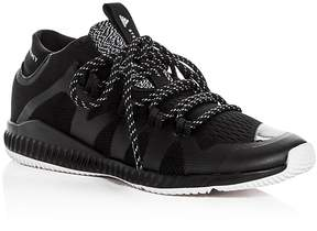 adidas by Stella McCartney Women's Crazytrain Pro Mid Top Sneakers