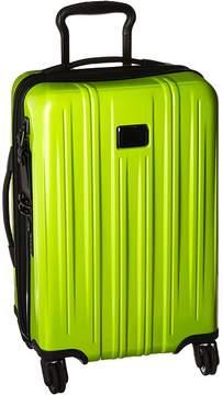 Tumi V3 International Expandable Carry-On Carry on Luggage