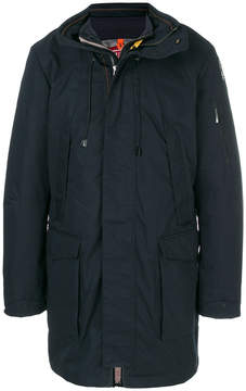Parajumpers layered padded coat