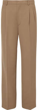 Cmmn Swdn Jay Pleated Twill Trousers