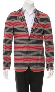 Marc Jacobs Two-Button Deconstructed Sport Coat