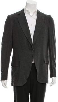 Bottega Veneta Cashmere One-Button Sport Coat w/ Tags