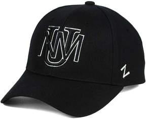 Zephyr New Mexico Lobos Black & White Competitor Cap