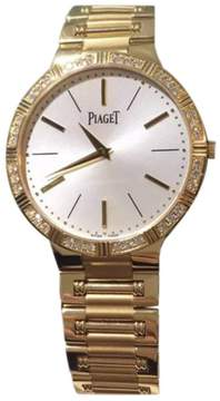 Piaget Dancer 18K Rose Gold & Diamond 38mm Mens Watch