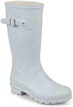 Journee Collection Women's Drizl Rain Boot