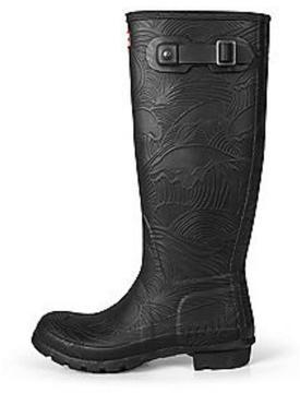 Hunter Wave Texture Boot
