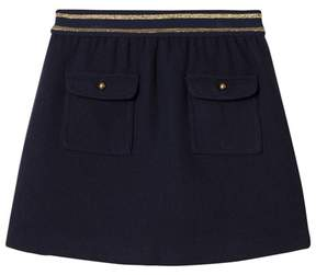 Cyrillus Navy Pocket Skirt