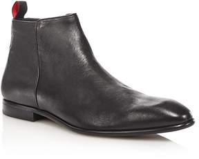 HUGO BOSS Dress Appeal Zip-Up Boots