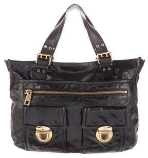 Marc Jacobs E/W Tote - BLACK - STYLE