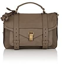 Proenza Schouler Women's PS1 Medium Leather Shoulder Bag - Gray