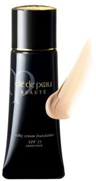 Clé de Peau Beauté Silky Cream Foundation Spf 23 - B10