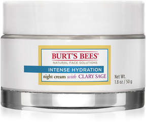 Burt's Bees Intense Hydration Night Cream, 1.8 oz