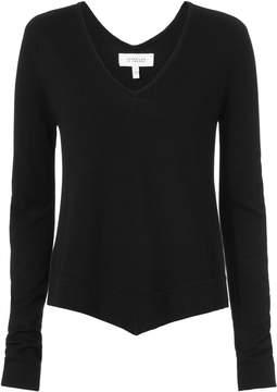 Derek Lam 10 Crosby Asymmetric Pullover Sweater