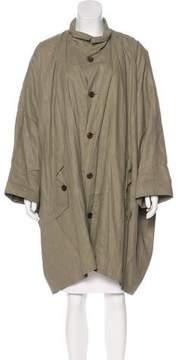 eskandar Light Weight Linen Jacket