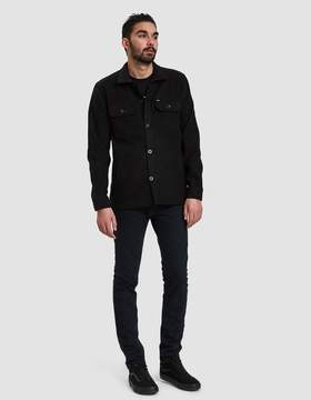Obey Shipment Woven Shirt in Black