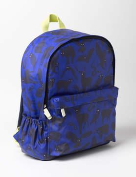 Boden Printed Backpack