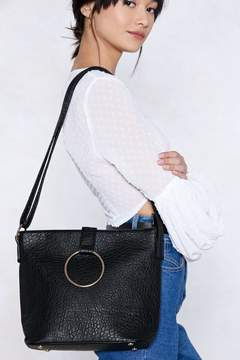 WANT O-Rings a Bell Vegan Leather Bag