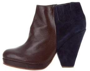 Rachel Comey Round-Toe Ankle Boots