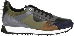 Fendi Studded Sneakers