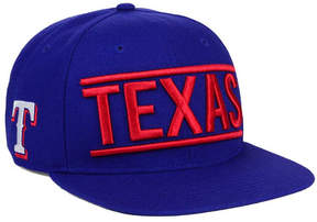 '47 Texas Rangers Tc On Track Snapback Cap