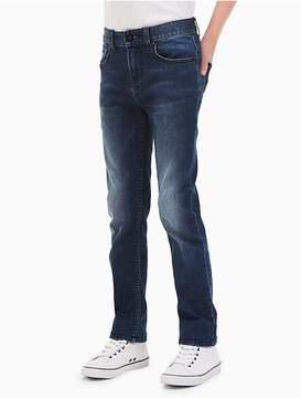 Calvin Klein Jeans Boys Super Skinny Stretch Jeans