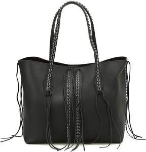 Tod's Medium Joy Leather Shopping Bag