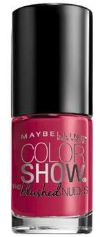 Maybelline Color Show Nail Polish, 753, Sultry Spice.