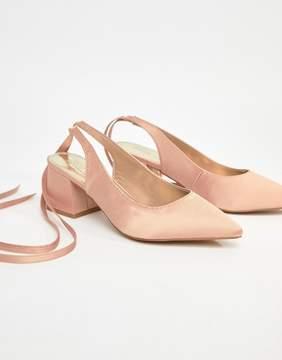 Asos SWEETHEART Bridal Pointed Heels