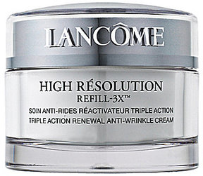 Lancome High Resolution Refill-3XTM Triple Action Renewal Anti-Wrinkle Cream SPF 15