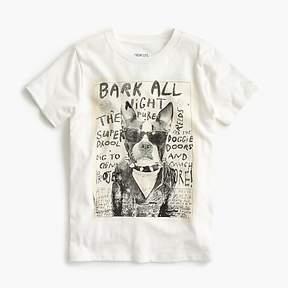 J.Crew Boys' rocker dog T-shirt