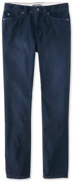 L.L. Bean L.L.Bean Signature Washed Corduroy Pants, Slim Straight