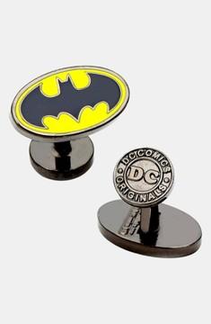 Cufflinks Inc. Men's Cufflinks, Inc. 'Batman Logo' Cuff Links