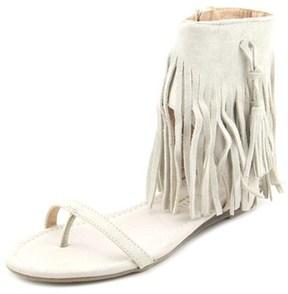 Very Volatile Lex Open Toe Synthetic Sandals.