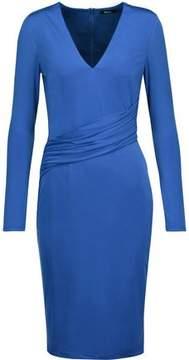 Raoul Draped Jersey Dress