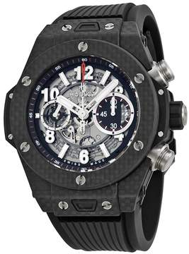 Hublot Big Bang Unico Carbon Automatic Skeletal Dial Men's Watch