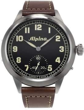 Alpina Heritage Pilot 50 mm Mens Watch