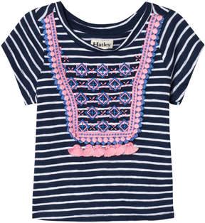 Hatley Navy Solstice Stripe T-Shirt