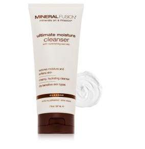 Mineral Fusion Ultimate Moisture Facial Cleanser