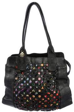 See by Chloe Perforated Leather Tote