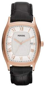 Fossil Ansel FS4739 White Dial Watch