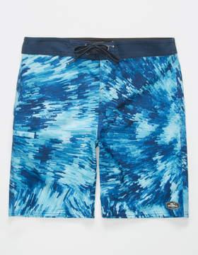 O'Neill Hyperfreak Crystallize Blue Boys Boardshorts