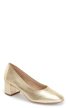 Topshop Women's 'Juno' Ballet Shoe