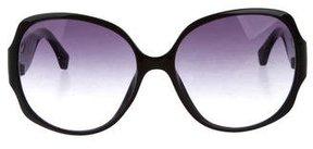 MICHAEL Michael Kors Fulton Logo Sunglasses