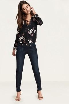 Dynamite Kate Dark Wash Skinny Jeans
