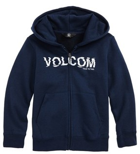 Volcom Toddler Boy's Supply Stone Zip Hoodie