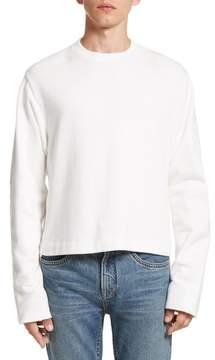 Helmut Lang Rib Detail Crewneck Sweater