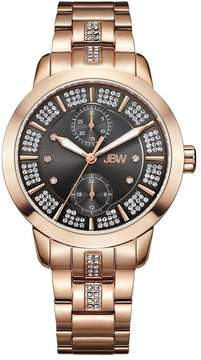 JBW Lumen Grey Dial Diamond Ladies Watch