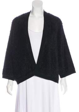 Strenesse Wool-Blend Textured Cardigan w/ Tags