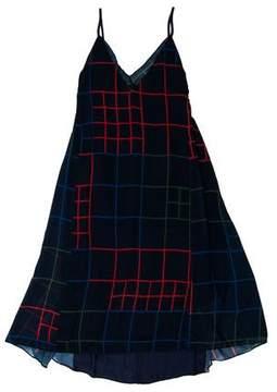 Timo Weiland Silk Midi Dress